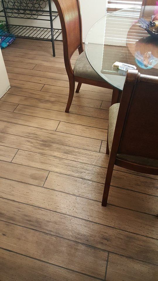 Stamped Concrete That Looks Like Wood Planks : Concrete that looks like wood modern edge decorative